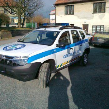 Public Service Car Wrap