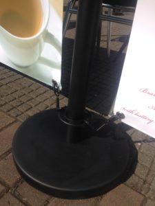Cafe Barriers Dublin