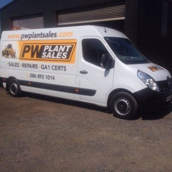 Van graphics Ireland