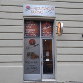 Window Graphics Shop front