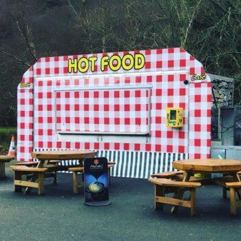 food van wrap