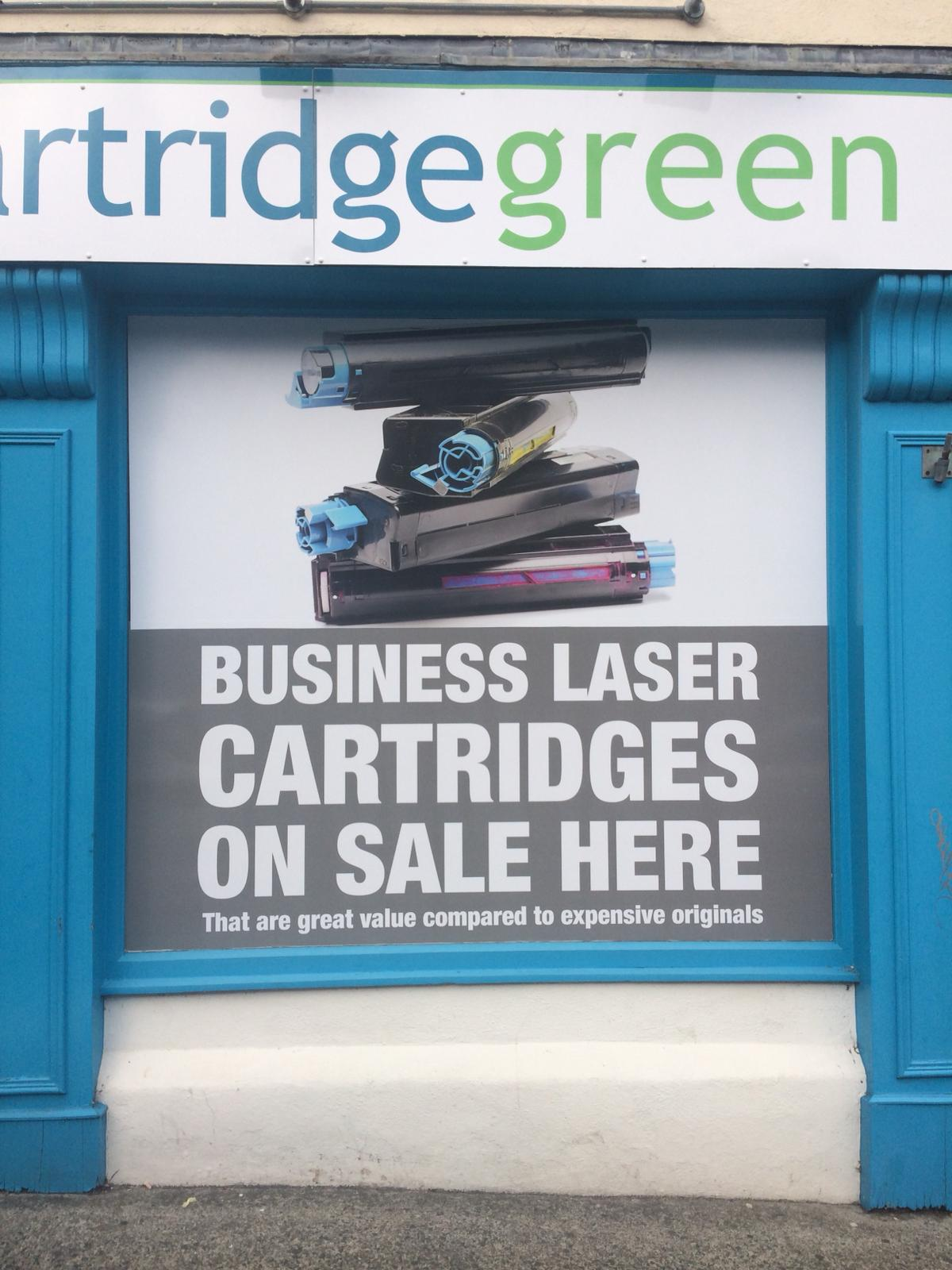 Shop Front Signage | Shop Front Signs Dublin & Wicklow